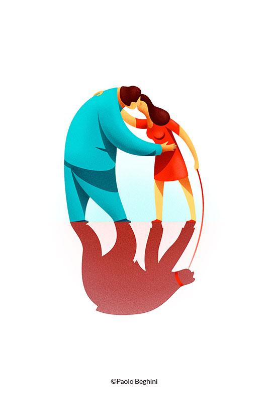 Unbalanced relationships