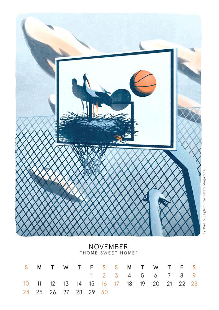 bad luck calendar