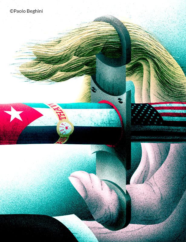 Trump reverses pieces of Obama-Era engagement with Cuba