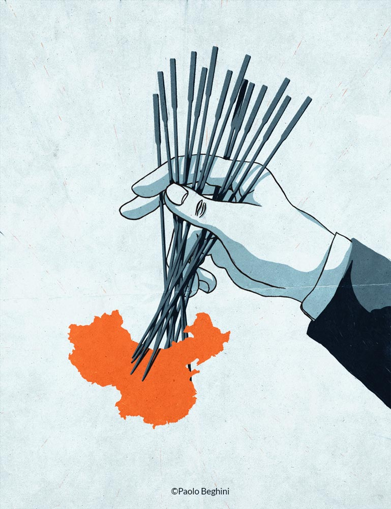 Xi Jinping and his new centralization of power