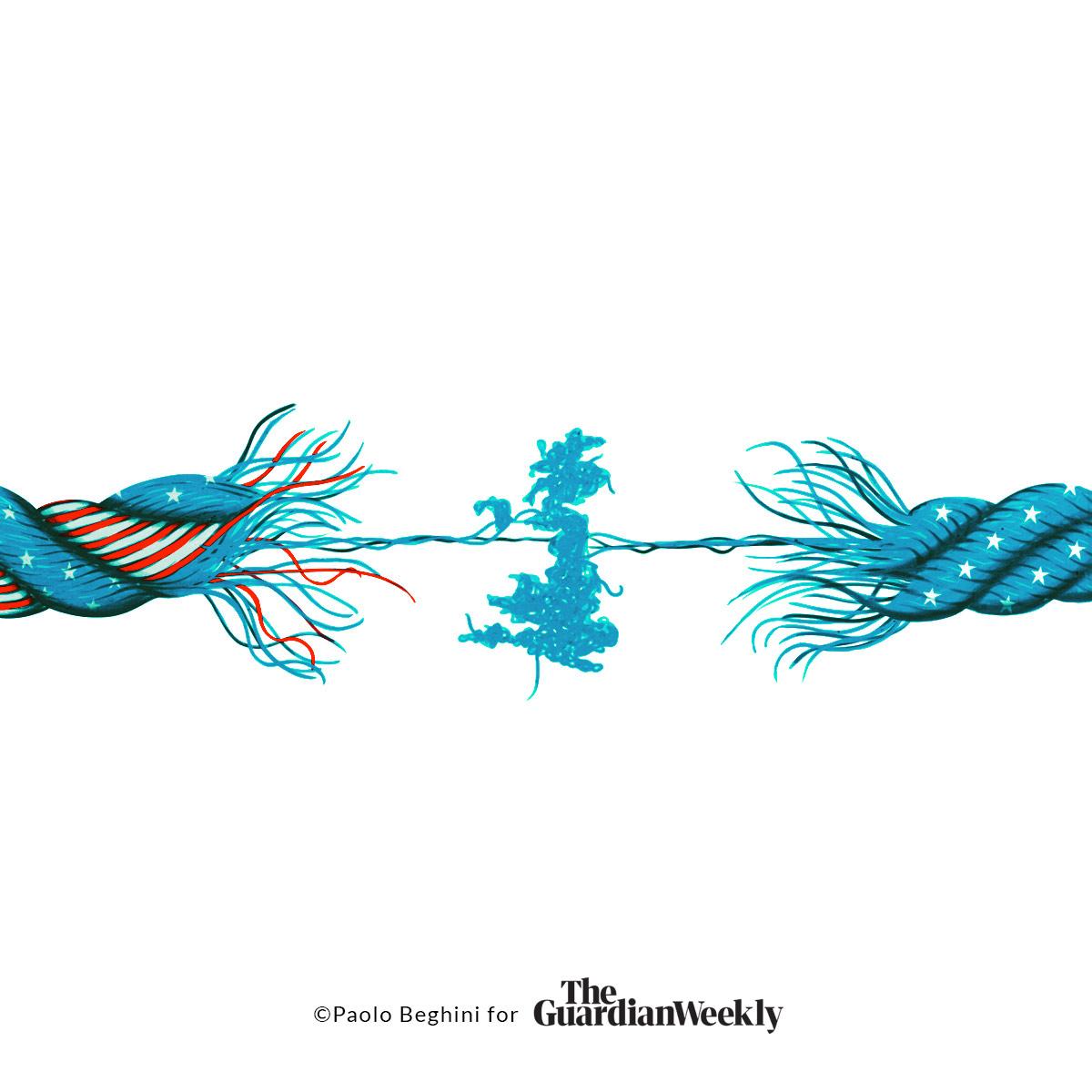 UK politics issue-spot illo